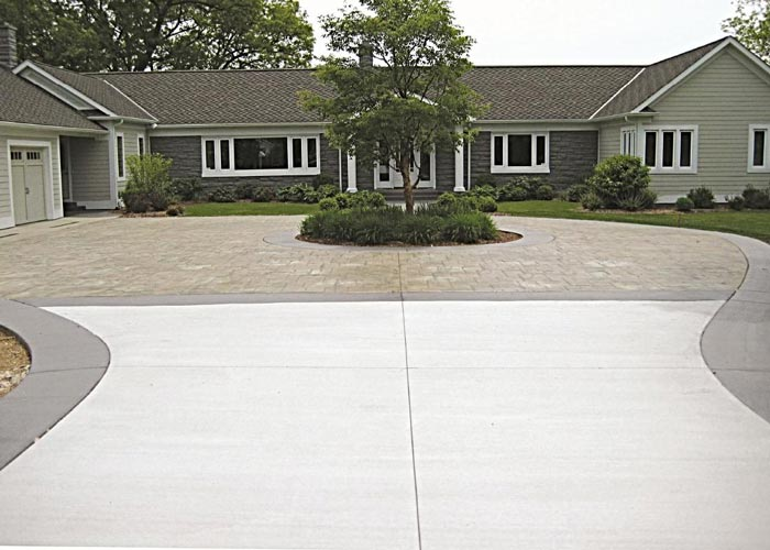 Concrete Driveway Installation Battle Creek