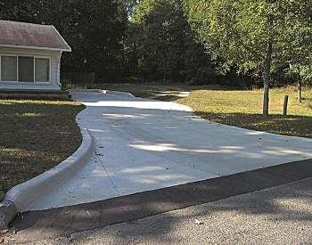 Battle Creek MI Stamped Concrete Contractors