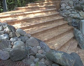 Stamped Concrete Battle Creek MI